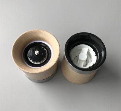 moulin a sel en bois