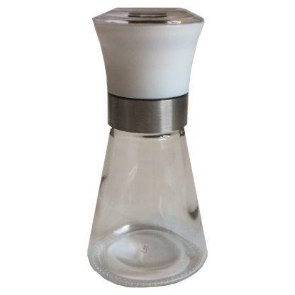 moulin fleur de sel blanc