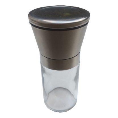 petit moulin a sel inox elouan